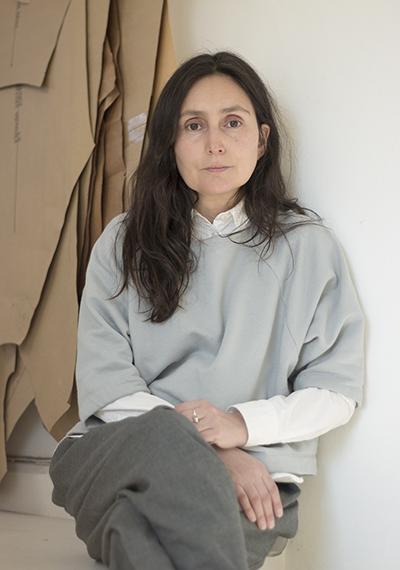 """Gabriela Farías Zurita: """"Ya no se puede hacer moda como se hacía antes"""""""