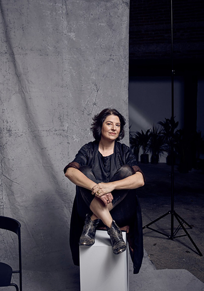 Mujer Franca: Marcella Echavarría