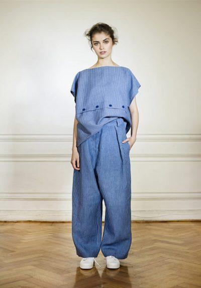 Cultura textil: Lino