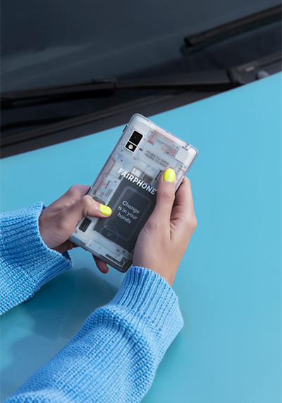 Fairphone: El celular ético