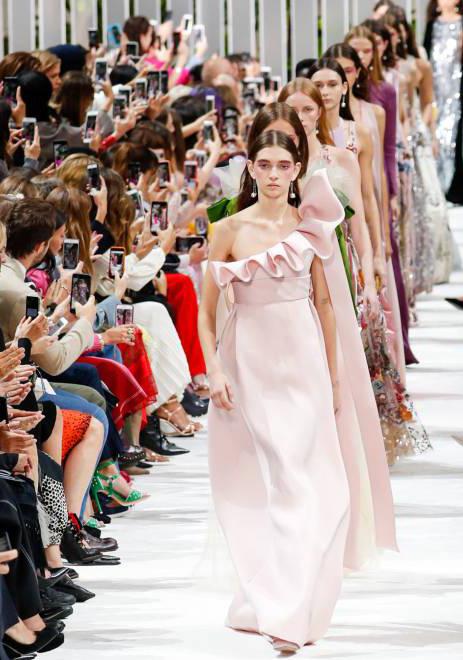 Las semanas de moda y el consumismo