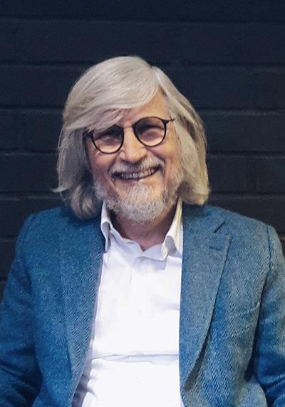Rudi Dalvai, presidente de la Organización Mundial de Comercio Justo