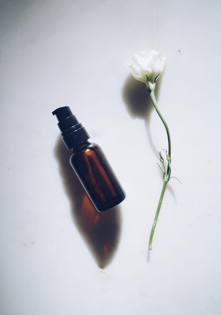 Aceite hidratante para el cabello