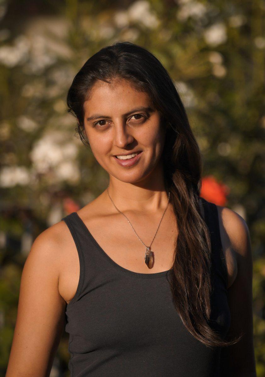 Camila Silva, creadora de No me da lo mismo