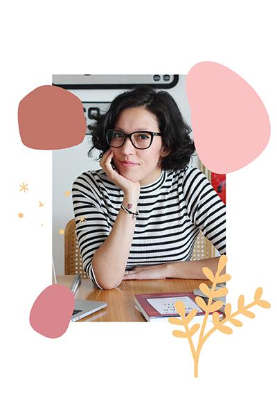 Alejandra Cuevas, creadora de Clóset Sustentable