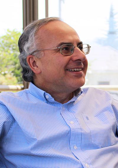 Gerardo Wijnant, especialista en comercio justo