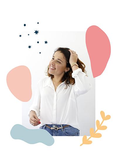 Jimena Zapata, fundadora y directora creativa de Genias
