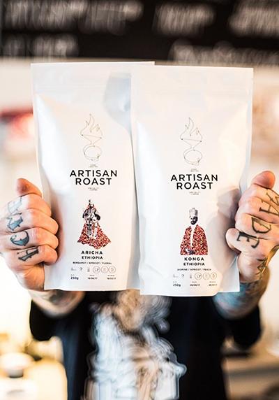 Artisan Roast Coffee, el primer café circular chileno