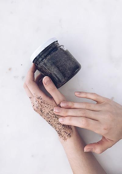Zero waste DIY: Exfoliante corporal de café