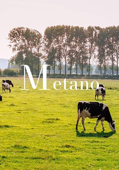 ¿Qué es el metano?