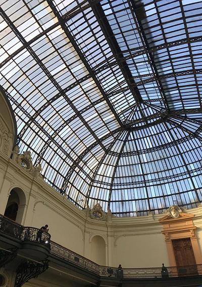 Turista en mi ciudad: Santiago