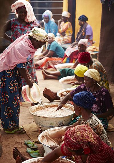 Comunidades de comercio justo