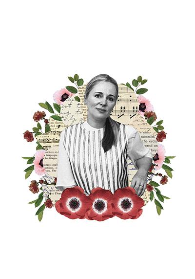 Mujer Franca: Clare Press