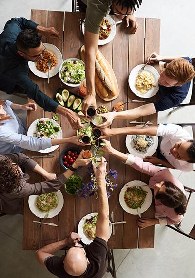 Cómo desperdiciar menos comida y reciclar residuos orgánicos en casa