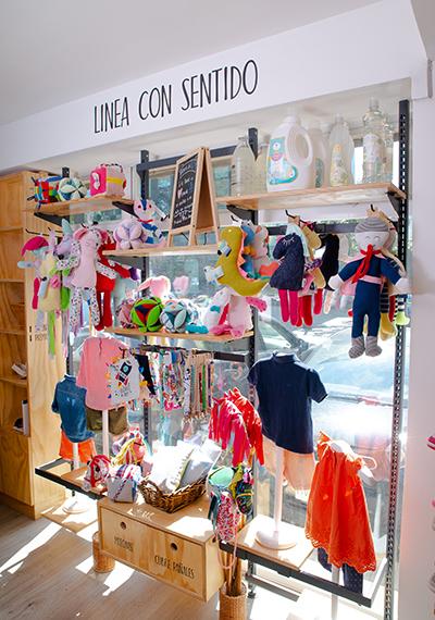 Travieso, una nueva vida para la ropa infantil