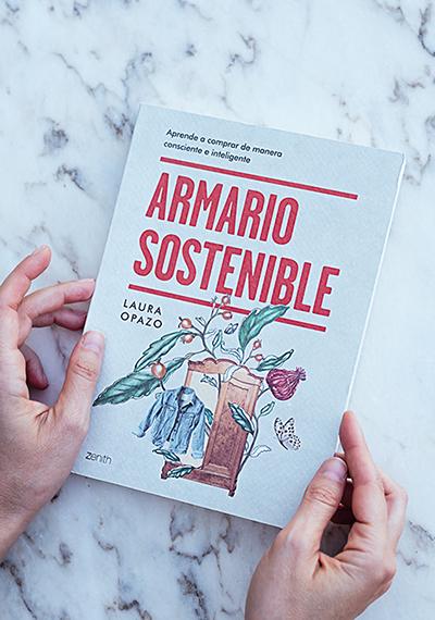 Armario sostenible por Laura Opazo