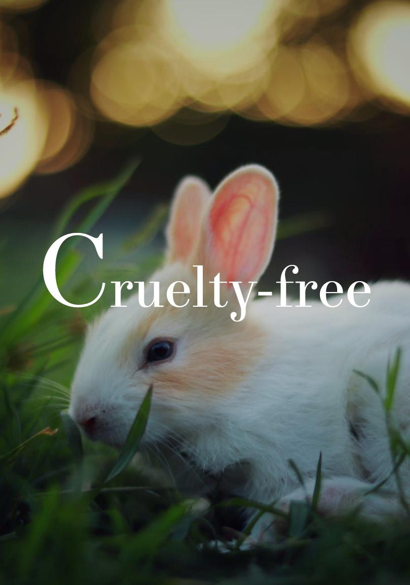 ¿Qué es cruelty-free?
