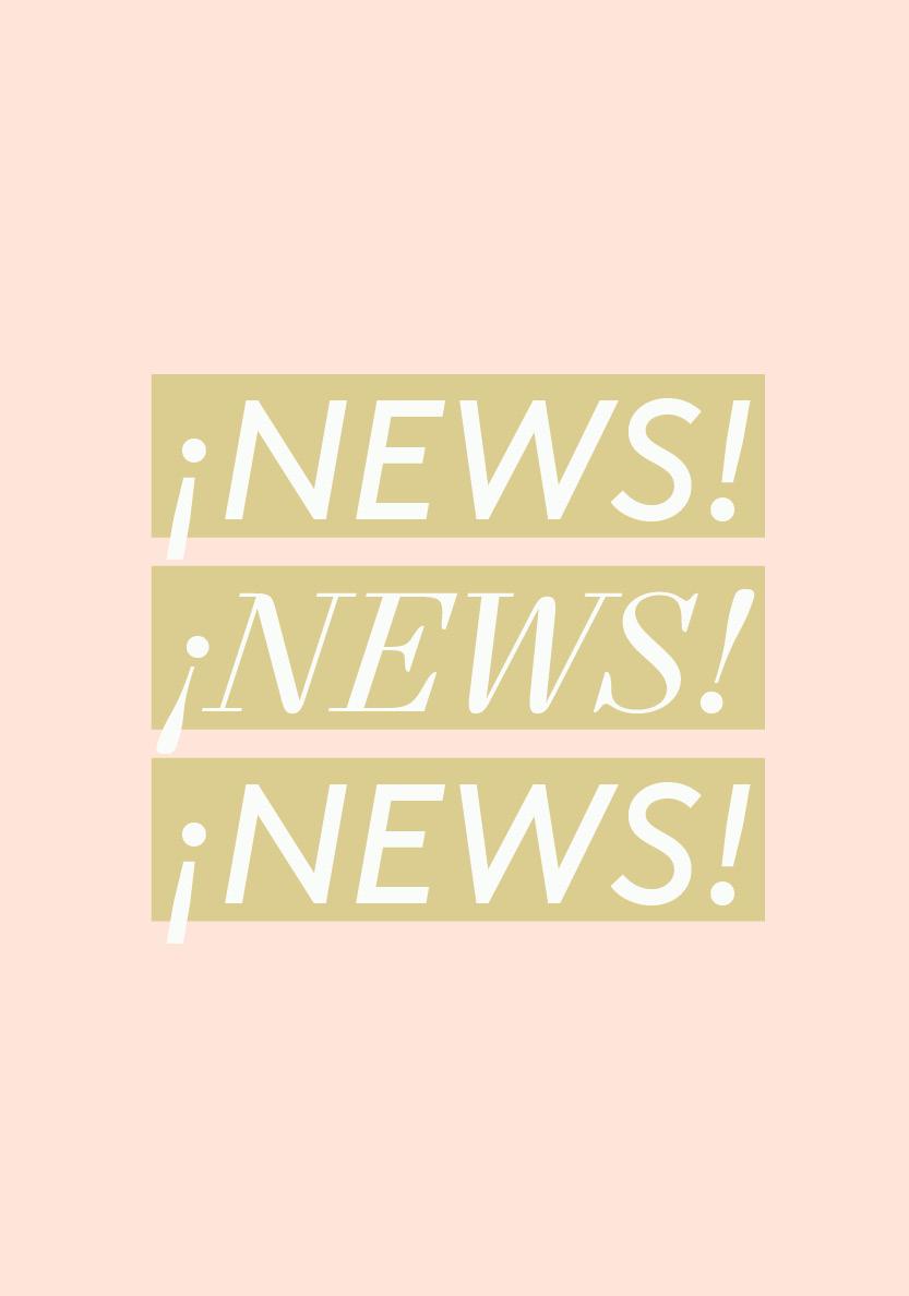 Buenas noticias en moda, belleza, sistemas de alimentación, salud marina y más