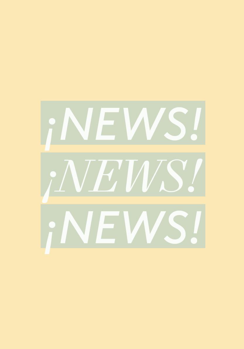 Noticias positivas para cerrar el 2020