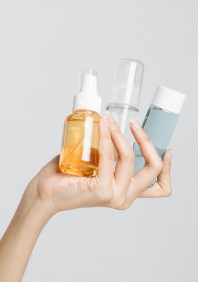La huella de carbono de la industria cosmética