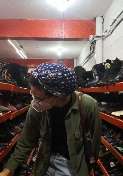 «Se abrió paca» un documental sobre el mercado de la ropa usada